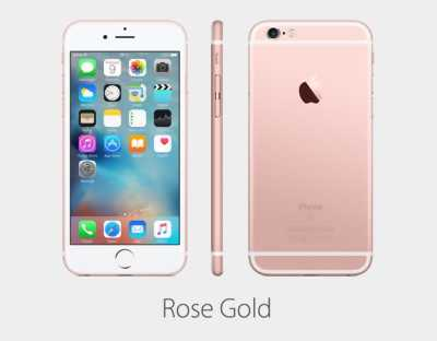 Iphone 6S hồng 64gb zin mới 99% quốc tế
