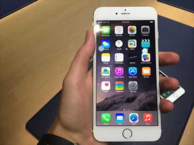 Apple Iphone 6 Vàng hồng 3tr6 128g..VN/A