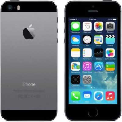 Iphone 5S 32 GB đen đẹp ở Nam Định