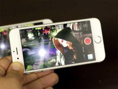 iPhone 6 plus lock đã lên QT