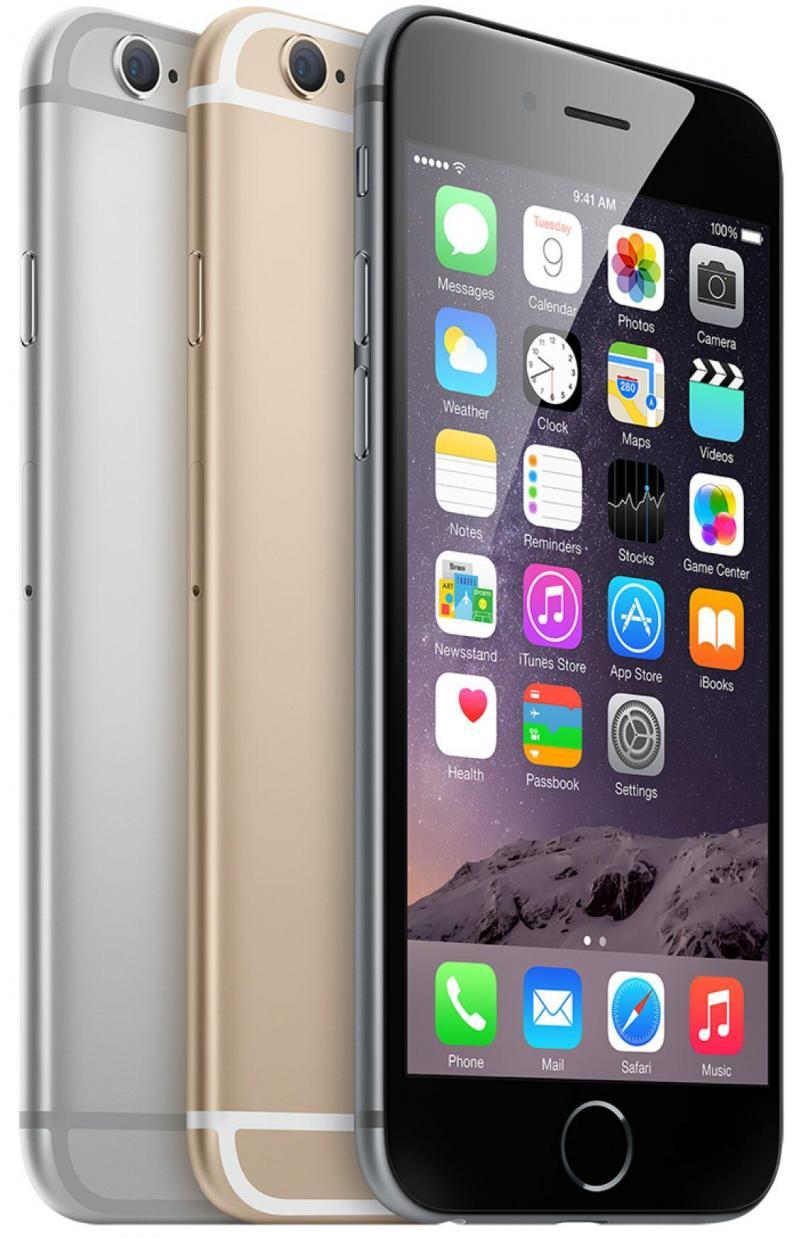 Bán iPhone 6 lock 99% ios 10.0.2.