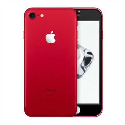 Apple Ip7 pĐỏ 32g bán hoặc giao lưu máy 2 sim ở Bắc Giang