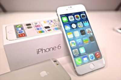 iPhone 6 32G fullbox chính hãng BH 6Tháng mới 99%