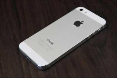 Lên đời bán máy Iphone 5 trắng 32 Gb