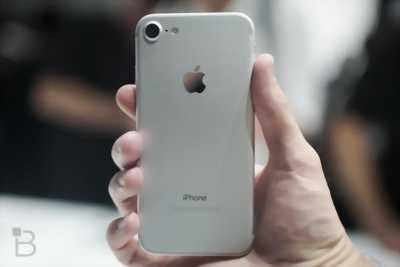 Iphone 7 plus silver mới cứng bán or gl ở Đà Nẵng