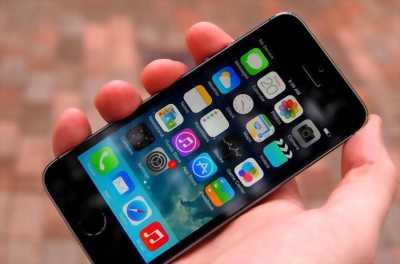 Apple Iphone 6S plus 16 GB đen