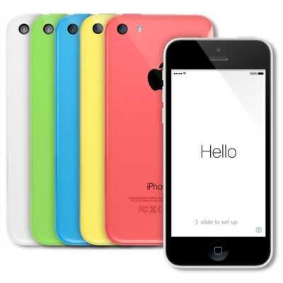 iPhone 5C quốc tế Mỹ LL/A chính hãng Apple