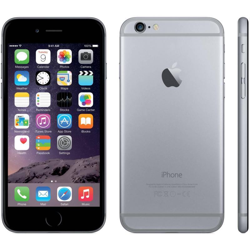 Apple Iphone 6 16 GB xám ở Đà Nẵng