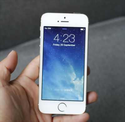 Iphone 5S tại Hòa Bình 16 GB lock đẹp zin
