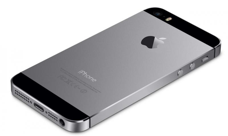 Apple Iphone 5S 16 GB grey