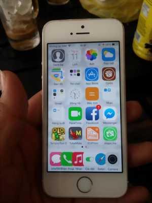 Bán Iphone 5s 16gb tại Hà Tĩnh, ai có nhu cầu liên hệ