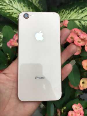 Bán iphone 6 64G lên vỏ iphone 8 cực chất