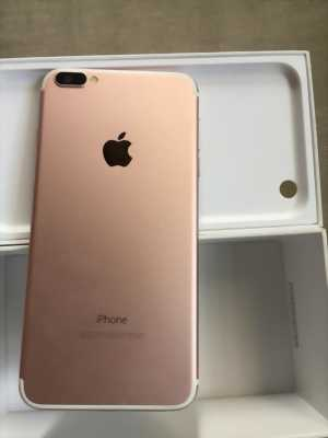 Apple Iphone 7 plus 32 GB vàng hồng