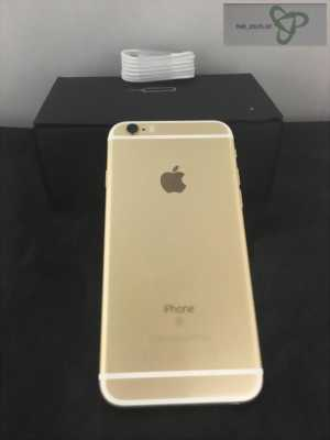 Bán iPhone 6s gold 16gb