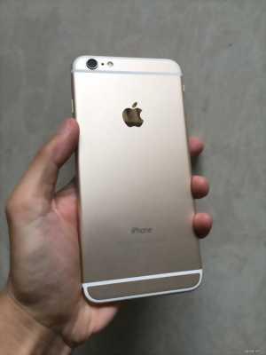 Iphone 6 plus gold qte zin all 98%. Có gl