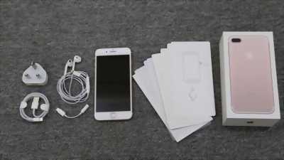 Giao lưu iphone 7 plus 32g hàng tgdd