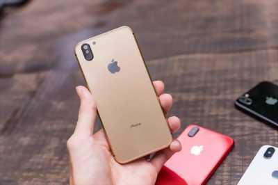 Iphone 6 quốc tế lên vỏ iphone 8