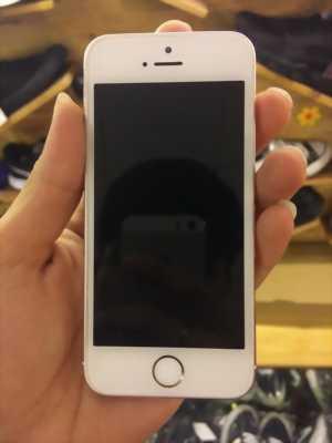 iphone 5s màu vàng lock 32gb 99% có sim ghép 4g huyện mỹ lộc