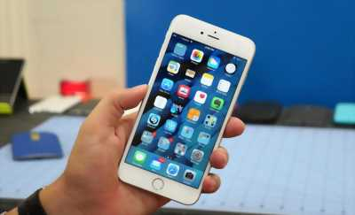 Iphone 6s Plus 64G Lock huyện mỹ lộc