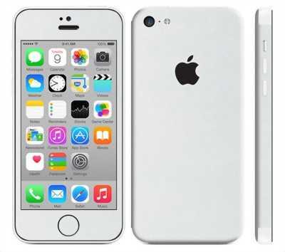 Bán Iphone 5C tại Huế, trắng chiến game nặng