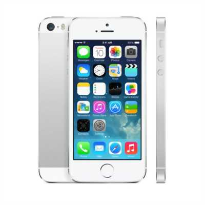 Iphone 5S Bạc QT