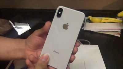 Apple Iphone X bạc mới sử dụng 1 tháng huyện phú giáo