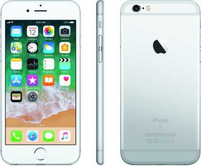 Apple Iphone 6S Bạc