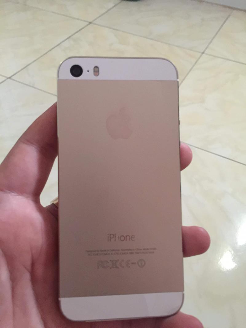 Apple Iphone 5S Vàng16 GB