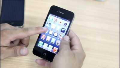 Iphone 4 32 GB Đen