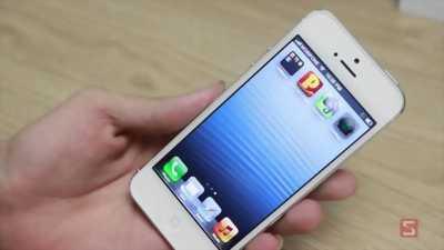 Bán nhanh Iphone 5s mvt ở Hà Nội
