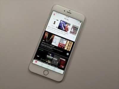 Apple iPhone 6 plus trắng huyện thanh chương