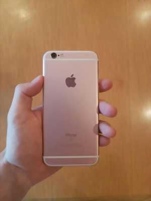 Iphone 6S 16 GB hồng MVT huyện thanh chương