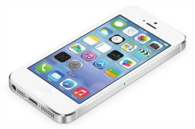 Apple iPhone 5 bạc 32g