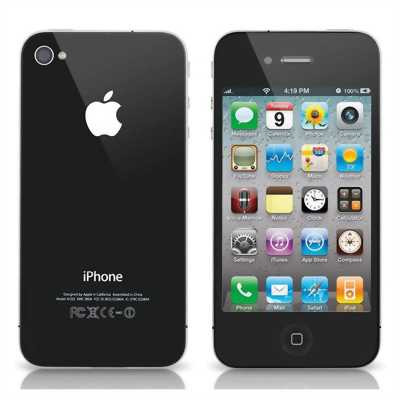 Apple Iphone 4S đen ở Hải Dương