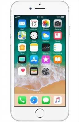 Iphone 8 64G trắng Lock J/A xài không cần sim ghép
