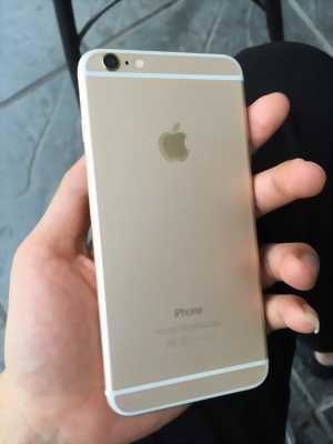 Bán iphone 6 plus tại Thọ Xuân, qte 64G bạc zin