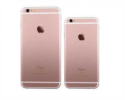 Apple Iphone 6S plus 16 GB hồng cam máy zin đẹp