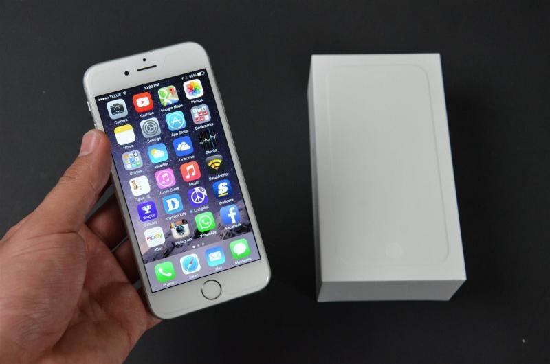 Iphone 6 64 GB trắng