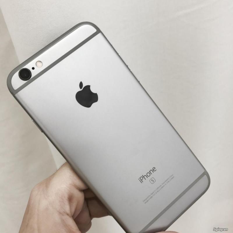 Iphone 6S 32 GB vàng rose quốc tế