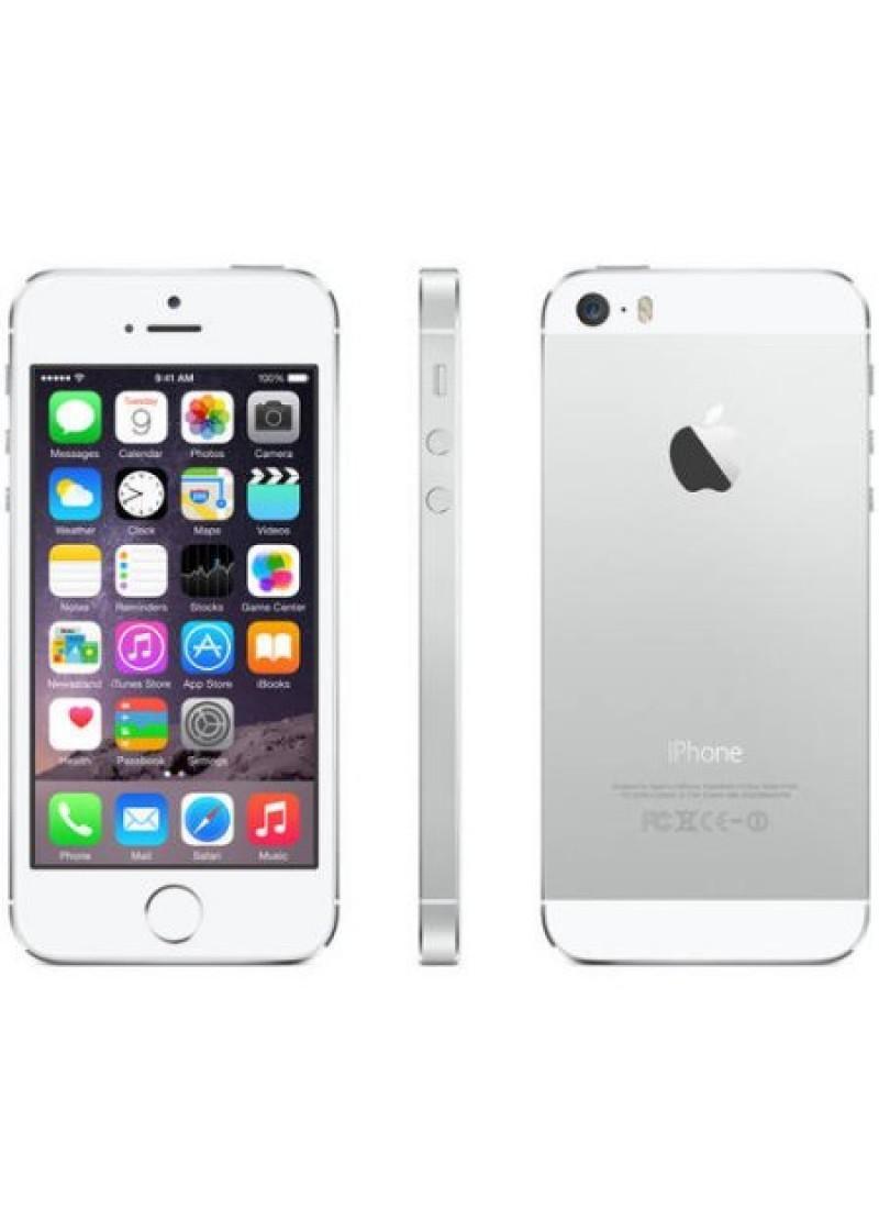 Apple iPhone 5 bạc 16gb quốc tế mĩ ở Hà Nội