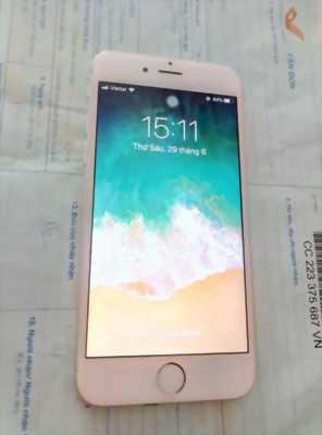 Iphone6s lock trắng