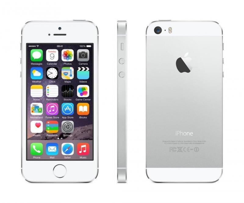 Iphone 5S QT 16 GB Bạc