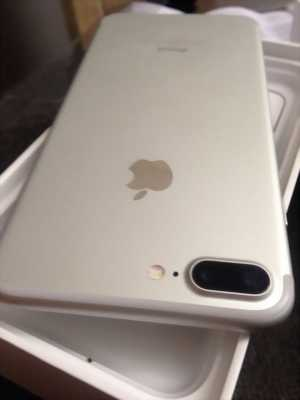 Apple Iphone 7 plus Trắng 32 GB