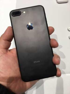 Apple Iphone 7 plus đen huyện trảng bàng