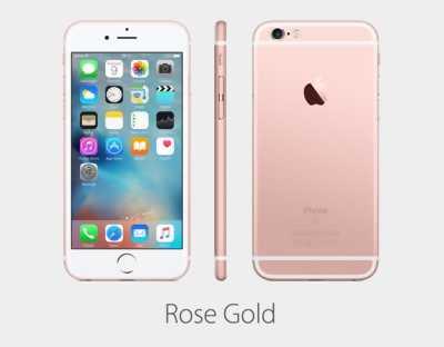 IPhone 6s Gold 16gb bản quốc tế