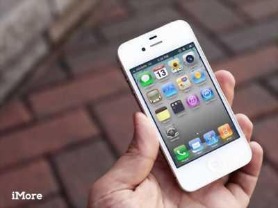 Bán iPhone 4 trắng zin nguyên