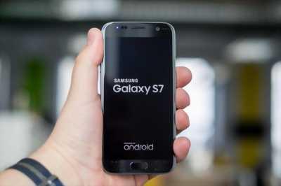 Samsung Galaxy S7 Edge tại Bình Thuận 32 GB đen bóng - jet black