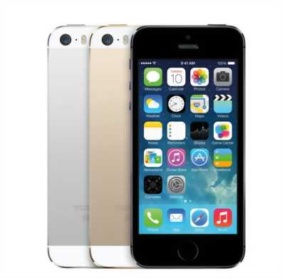 Iphone 5s 32gb gold zin đẹp