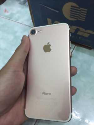 Bán iphone 7 128gb hồng 99,999%