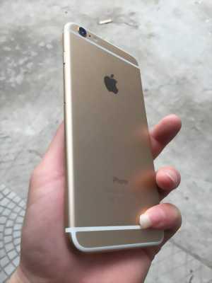 Iphone 6S plus 64GB Quốc tế Mỹ có trả góp